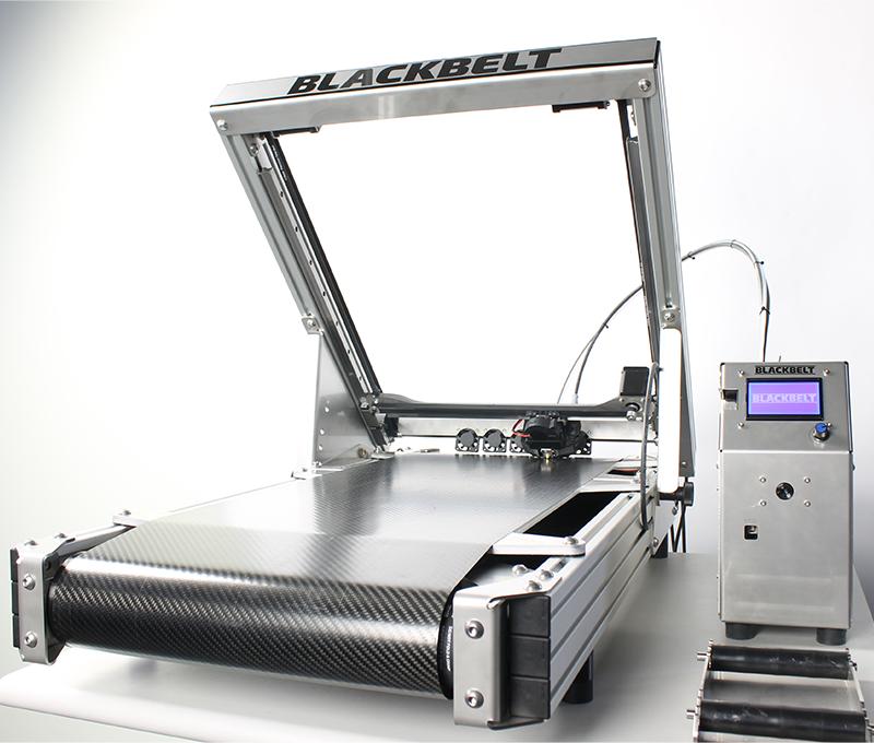 Blackbelt desktop 3D printer