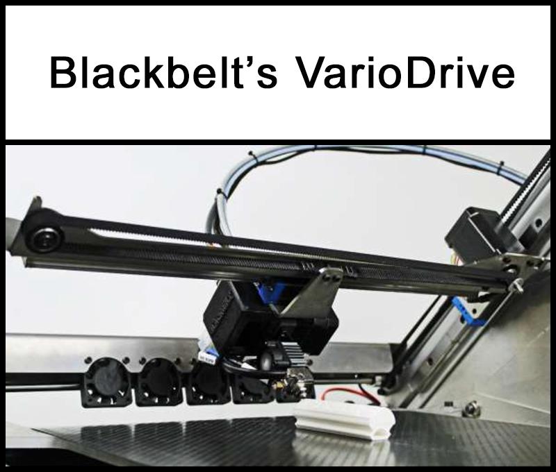 Blackbelts varioDrive