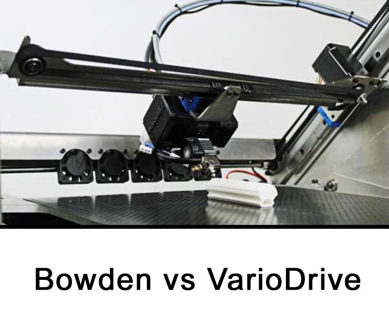 Blackbelt 3D varioDrive system