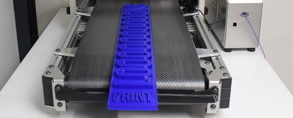 Blackbelt 3D long parts