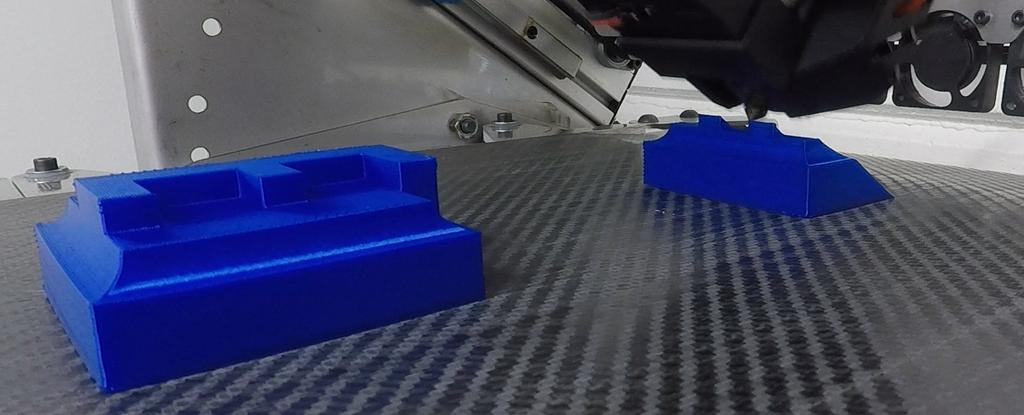 Blackbelt 3D series production