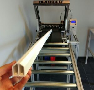 Blackbelt 3D - long profile