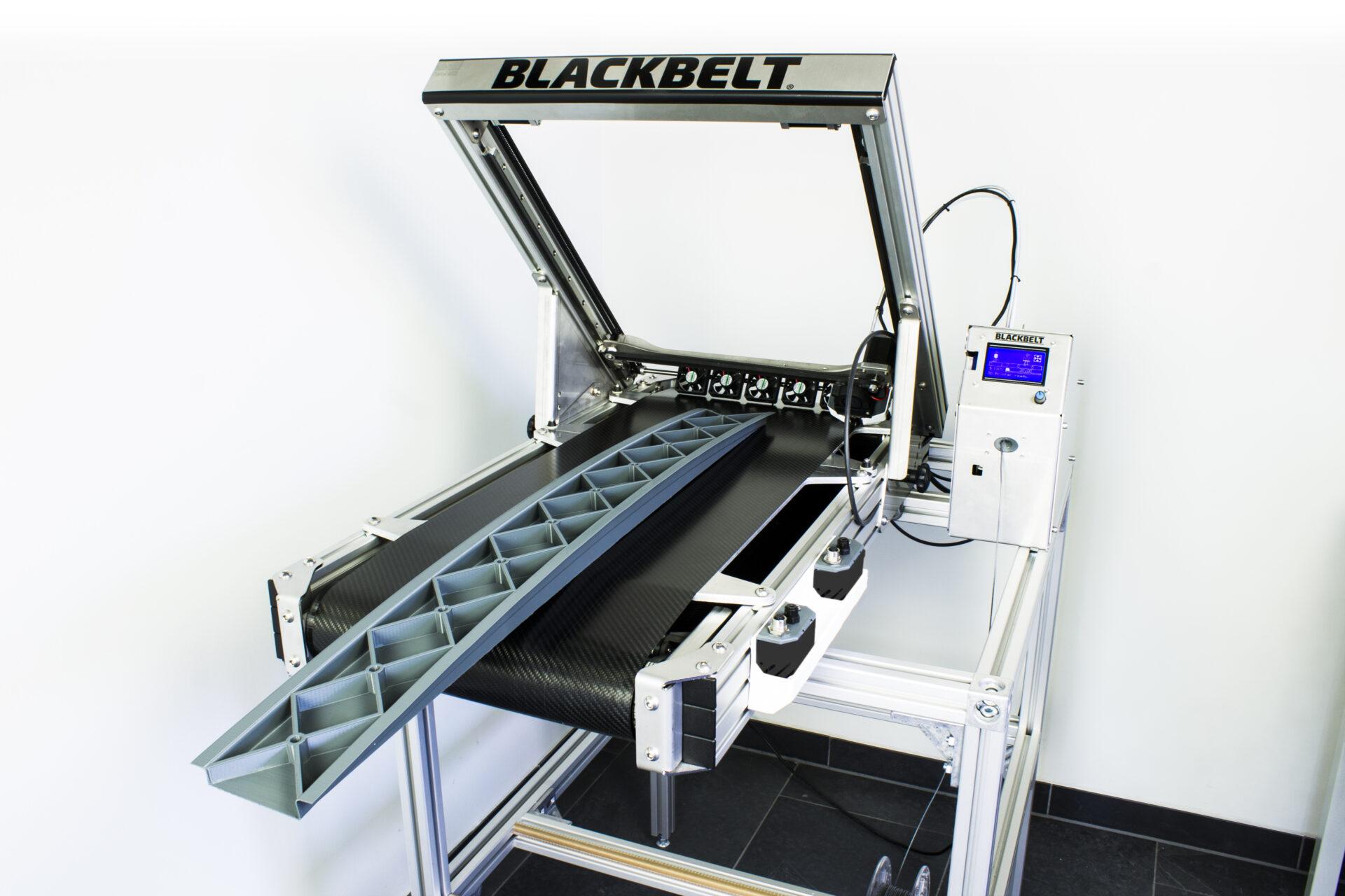 Blackbelt 3D FDM printer